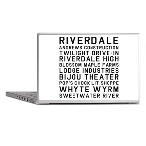Riverdale Places Laptop Skins
